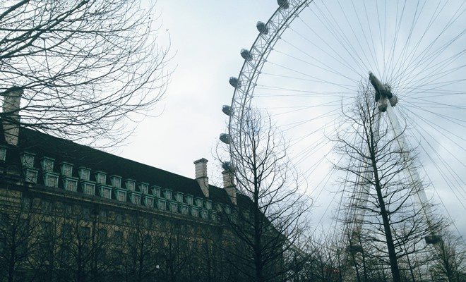 Intercâmbio: Londres