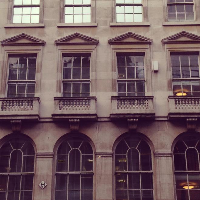 Oxford Street arquitetura