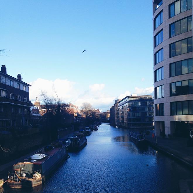 Ruas em Londres