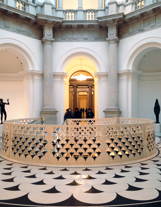 Kings Cross-Tate Britain- 1
