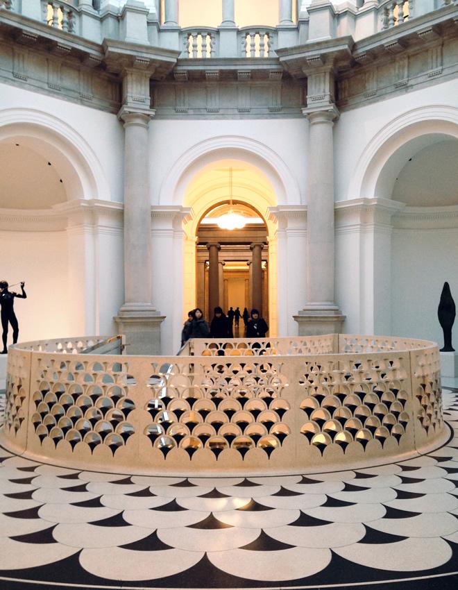 Kings Cross-Tate Britain- 1