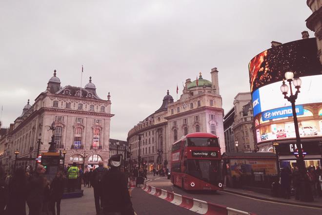Viagem a Londres