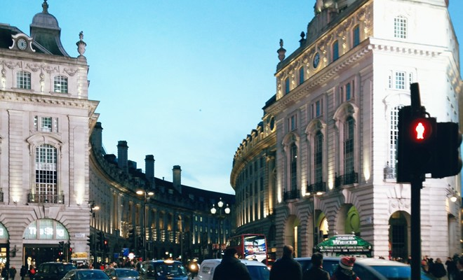 Viajando-a-Londres