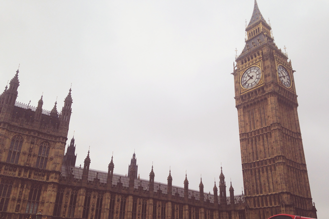 Westminster- capa