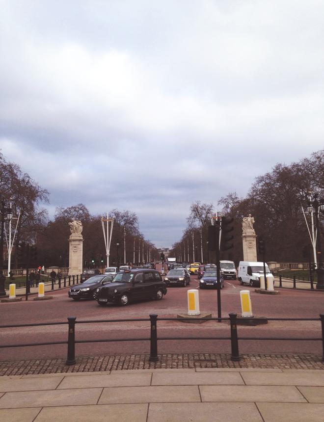 Palácio de Buckingham 1