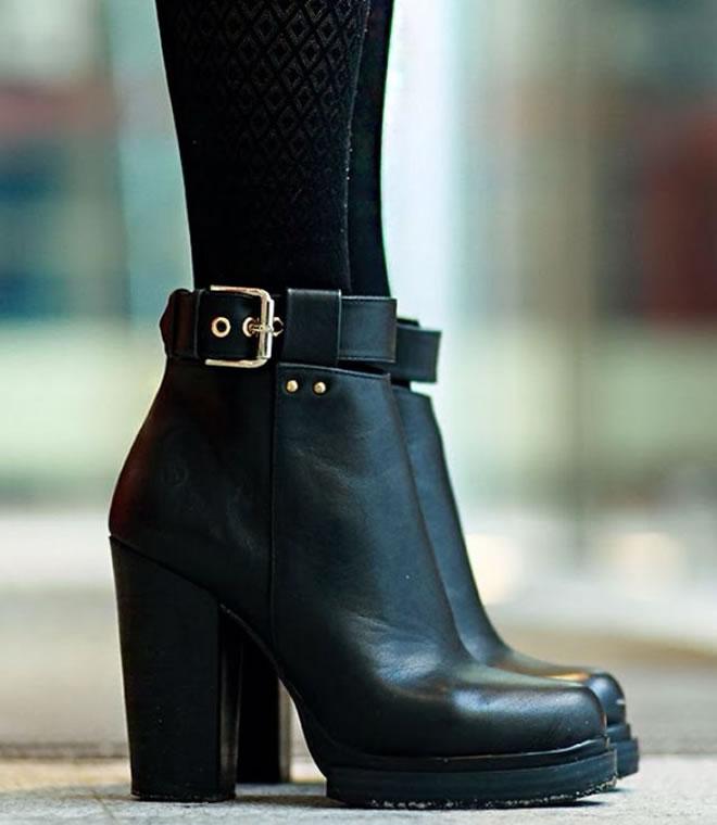 Looks para trabalhar: Inverno (botas)