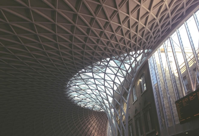 Kings Cross Station- 1