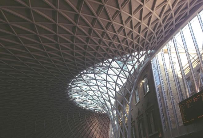 Kings Cross Station- 1