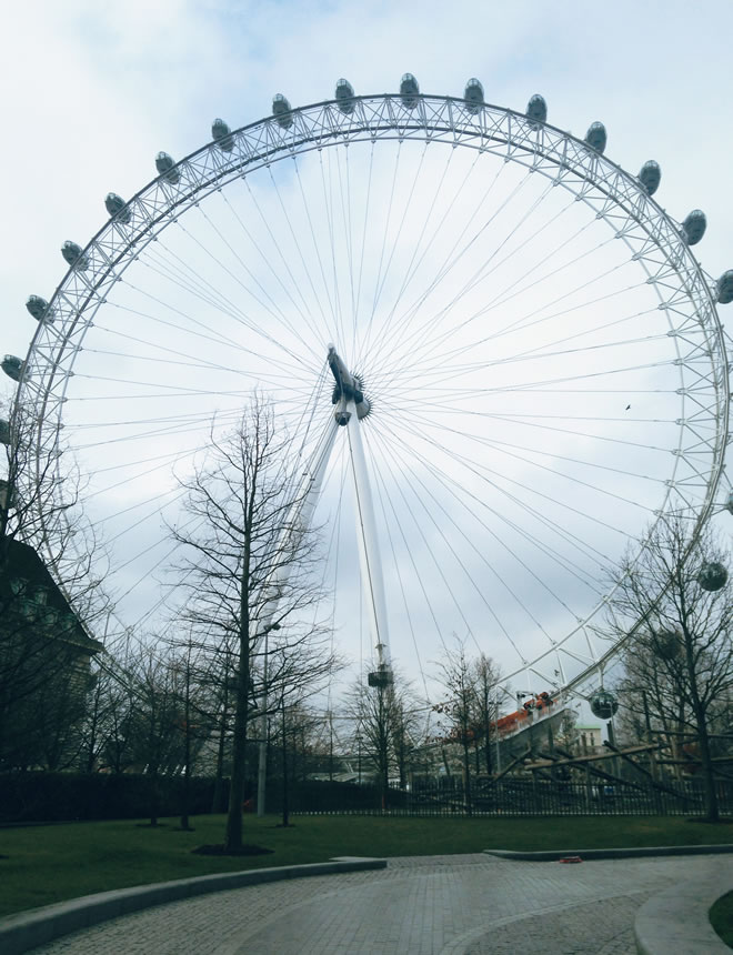 Westminster-London Eye2