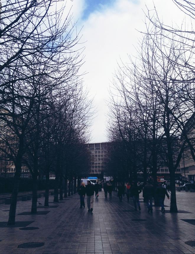 Westminster- praça1