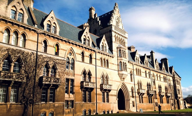 Oxford - capa
