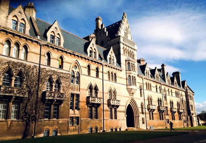 Oxford – capa