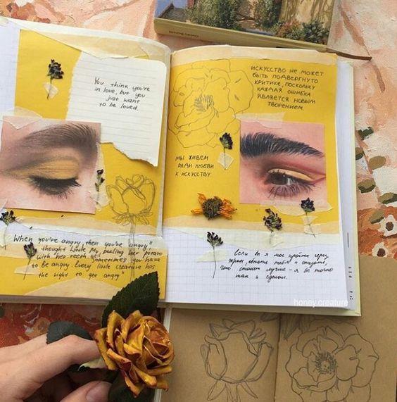 materiais para desenho SketchBook