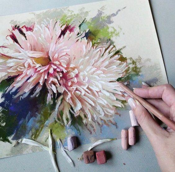 materiais para desenho lápis de cor