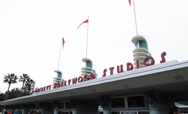 Disney Hollywood Studios - capa