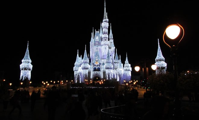 Magic Kingdom capa