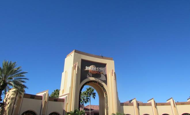 Universal Studios - capa