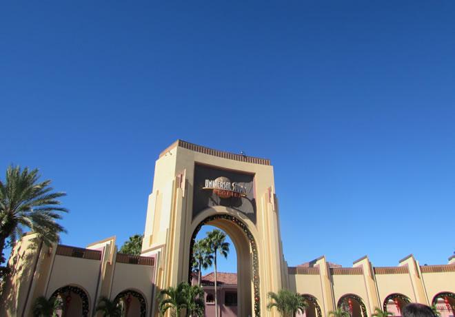 Universal Studios – capa