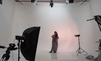 Dia de editorial de moda
