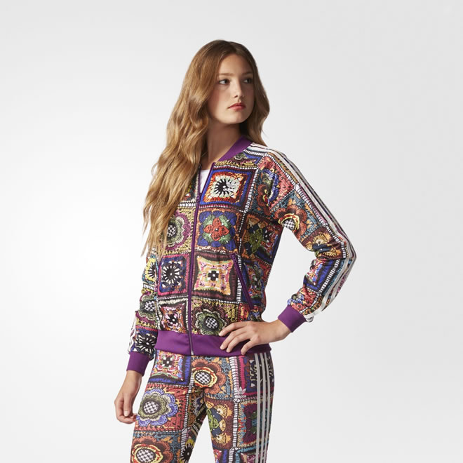 e7e8b543c0e Adidas+FARM. Jaqueta – Crochita