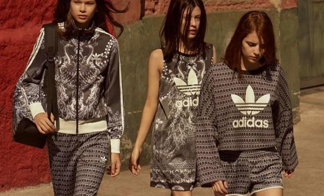 caf43508107 Adidas + FARM