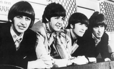 Exposição dos Beatles - CAPA