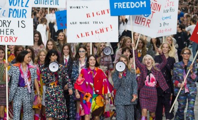 Moda e feminismo - CAPA