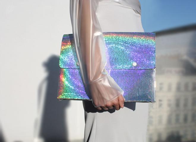 moda holográfica