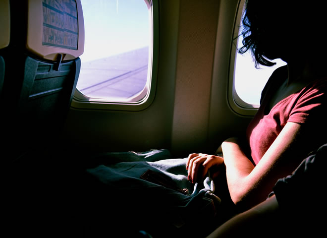 4 dicas para aguentar vôos longos