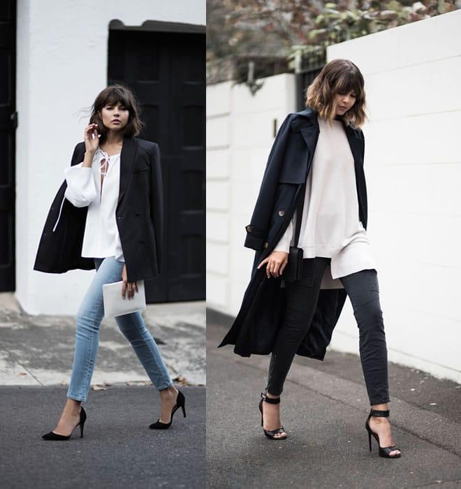 Como usar jeans no ambiente de trabalho? 1