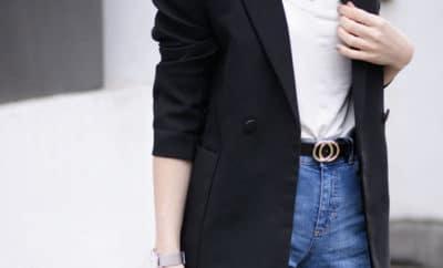 Como usar jeans no ambiente de trabalho? - capa