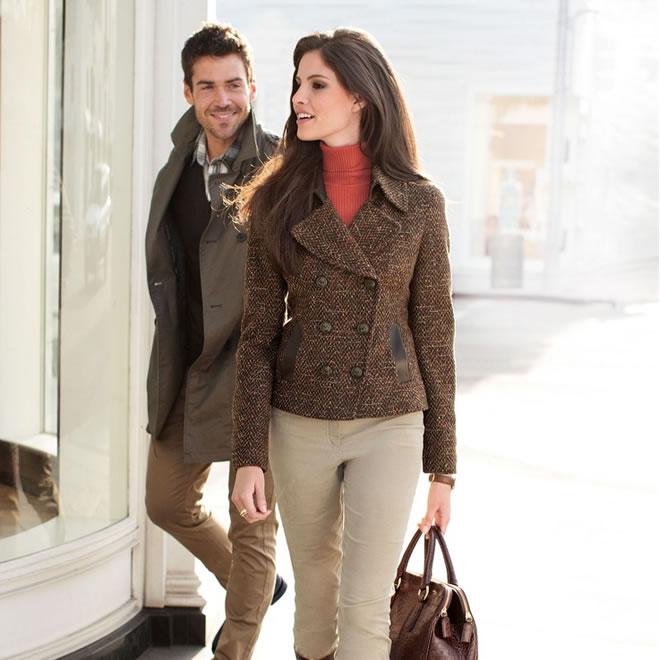 Conheça os modelos clássicos de casacos de inverno 4