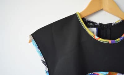 Cropped Blueman - capa