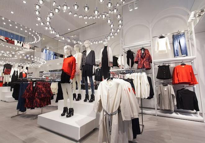 Grandes marcas que fazem coleções para lojas de departamento 1