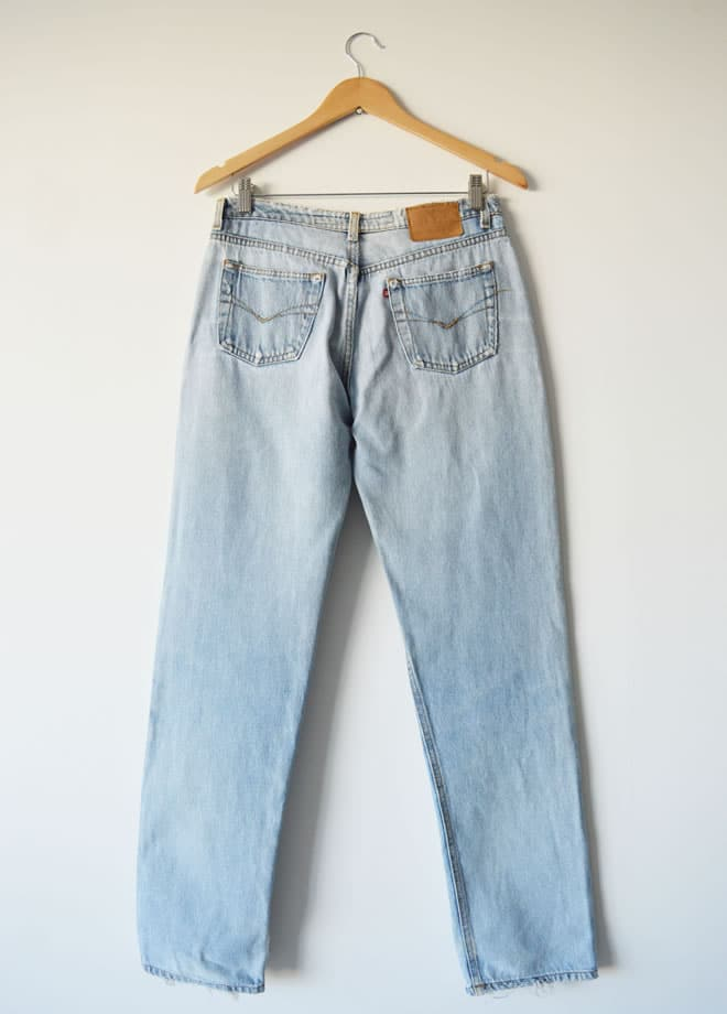 Jeans boyfriend – costas