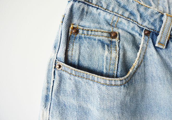 Jeans boyfriend – detalhe