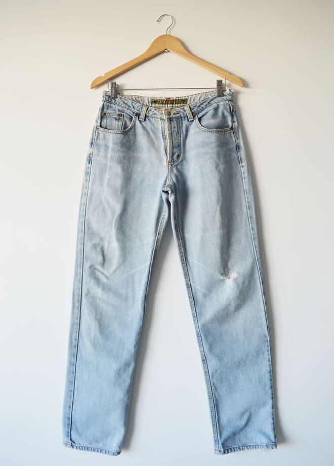 Jeans boyfriend – frente