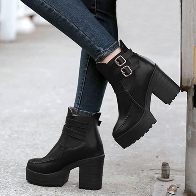 Os sapatos mais usados no inverno 5