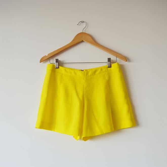 Shorts Le Lis Blanc 1