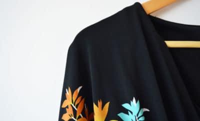 Vestido Dressbarn - capa