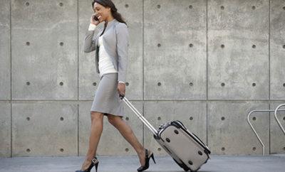 Como arrumar a mala para viagens de negócios