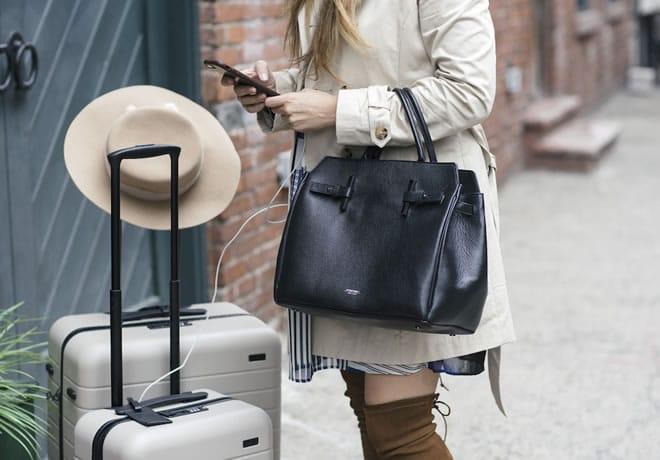 Como arrumar a mala para viagens de negócios 5