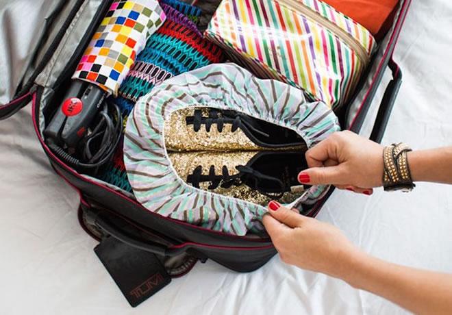 Como fazer a mala de viagem para um intercâmbio de 6 meses? – capa