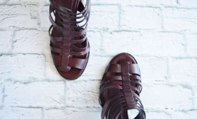 Sapato Via Mia - capa