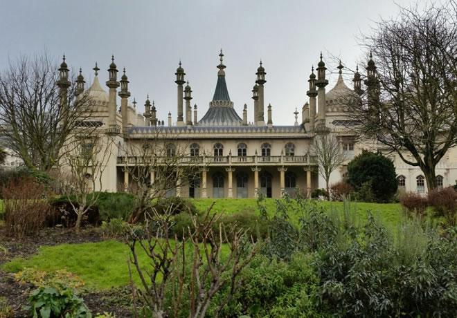 Minha visita a Brighton 2