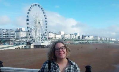 Minha visita a Brighton 4