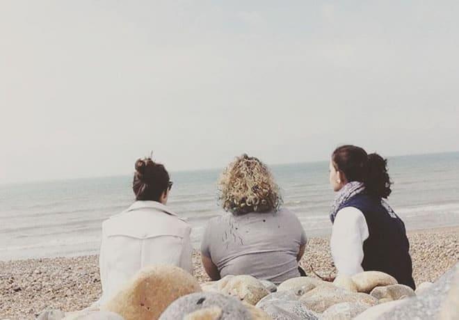 Minha visita a Brighton 5
