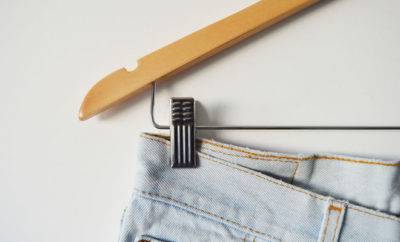 Shorts jeans Levis - capa