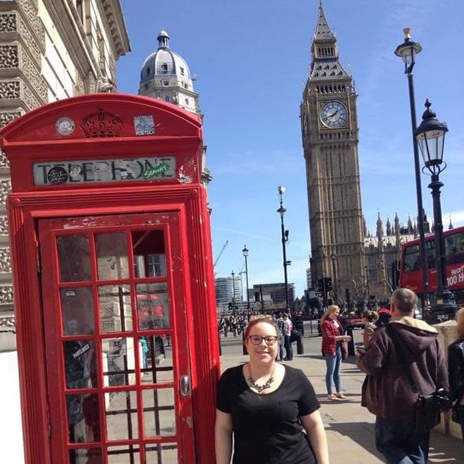 Pontos turísticos em Londres -