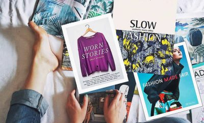 Slow fashion e consumo consciente - capa